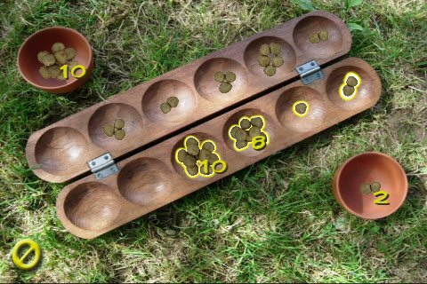 board game awele oware mancala